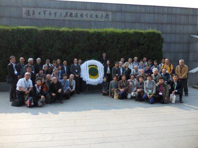 DSCN1692虐殺記念館での写真